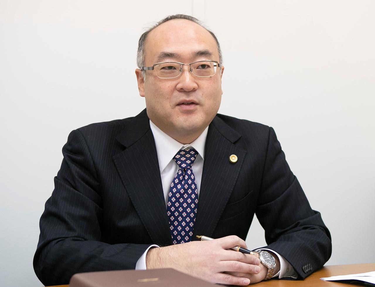 弁護士 髙橋昭広